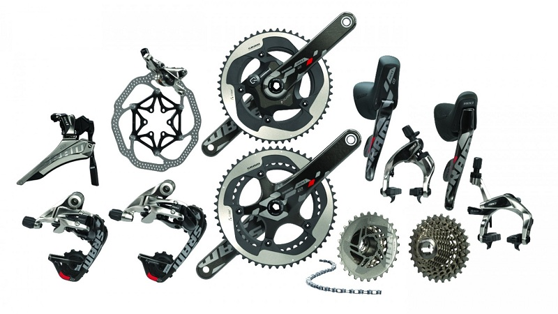 SRAM unveil 11-speed Red
