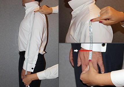 длина рукава