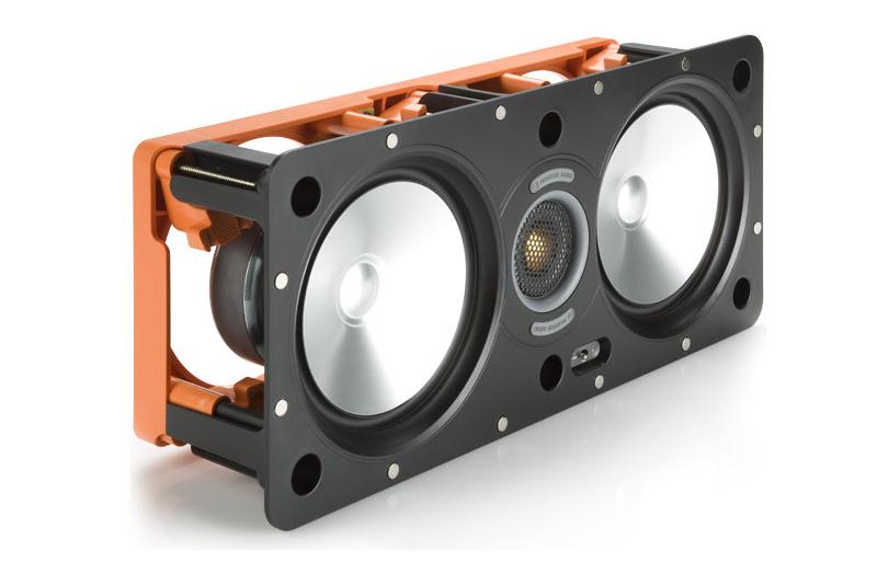 Встраиваемая акустика Monitor Audio для домашнего кинотеатра