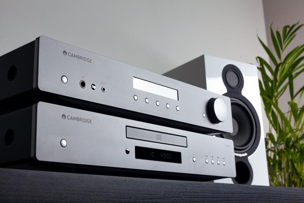 CD проигрыватель Cambridge Audio AXC35