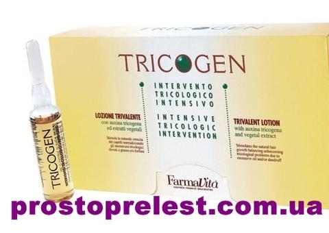 купить FarmaVita Tricogen - Лосьон против перхоти и выпадения волос