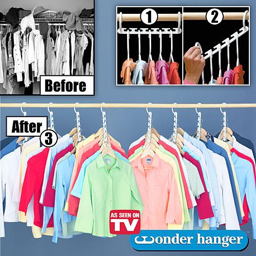 Вешалка для одежды Уандер Хэнджер