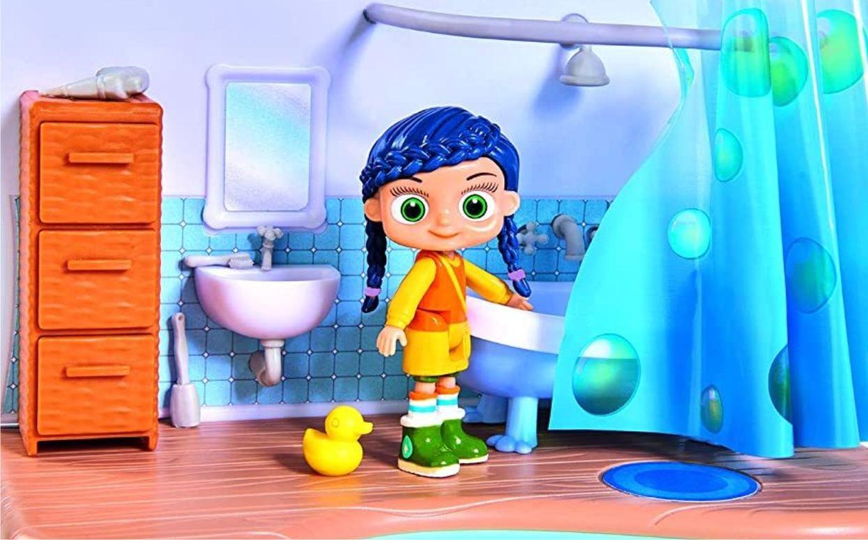 Кукла Висспер (Wissper) - Водный мир