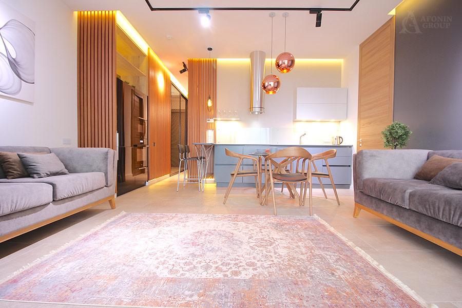 частный заказ мебель в квартиру г.Сочи
