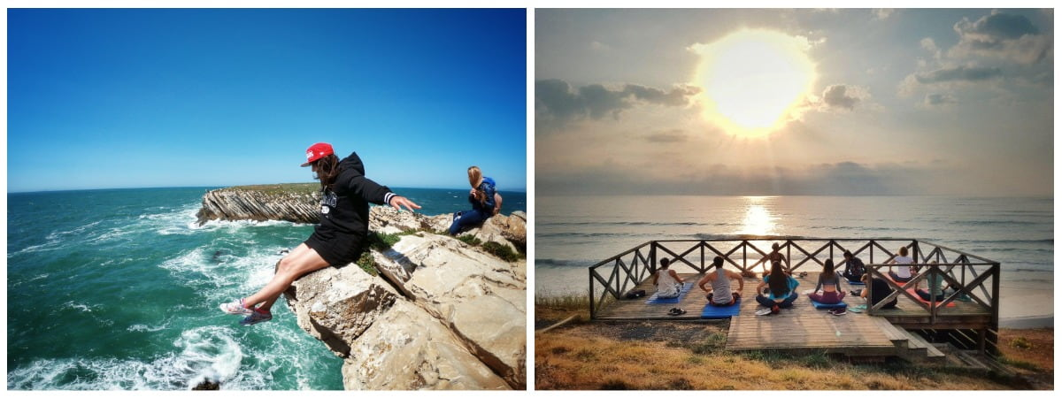 Серфинг и отдых в Португалии