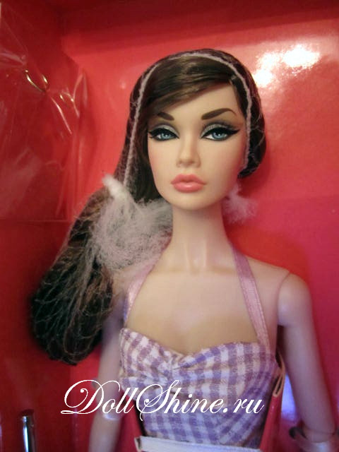 Poppy Parker Beach Babe doll
