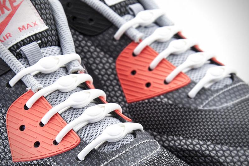 Как укоротить шнурки на кроссовках - 1