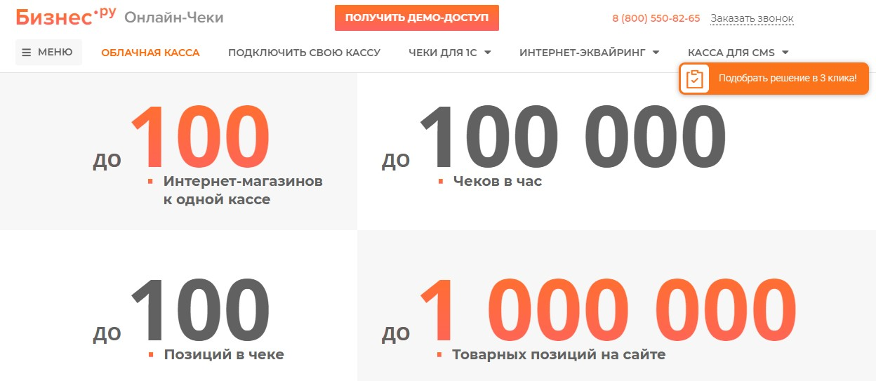 Преимущества сервиса Бизнес.ру