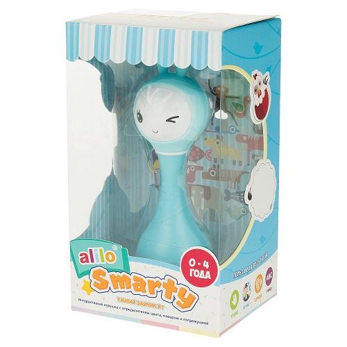 Музыкальная игрушка зайка Alilo R1 в упаковке