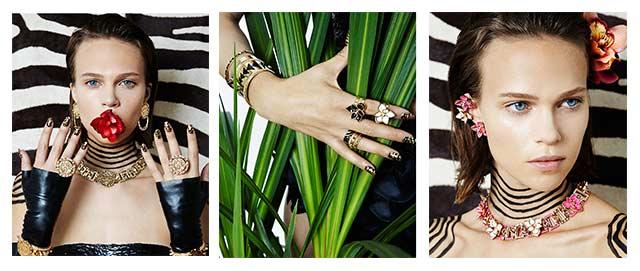 необычные и модные украшения от итальянского бренда Maria Francesca Pepe