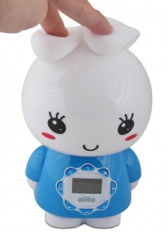 Alilo G7 синий заяц в интернет-магазине Белый мишка