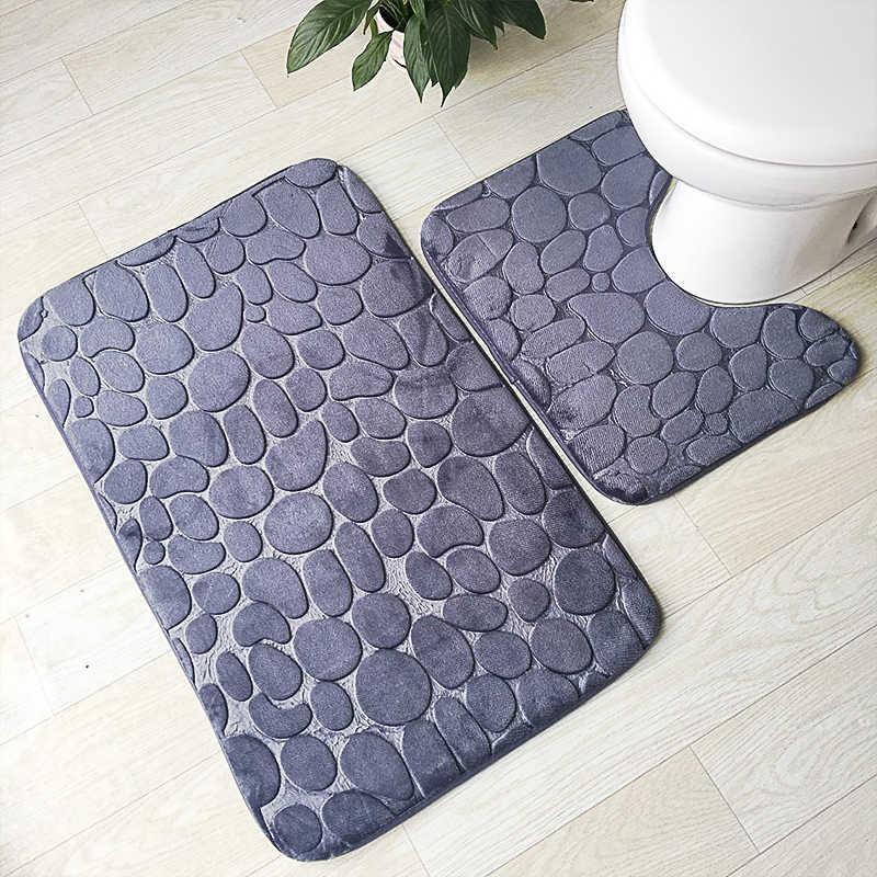 Противоскользящие коврики для ванной