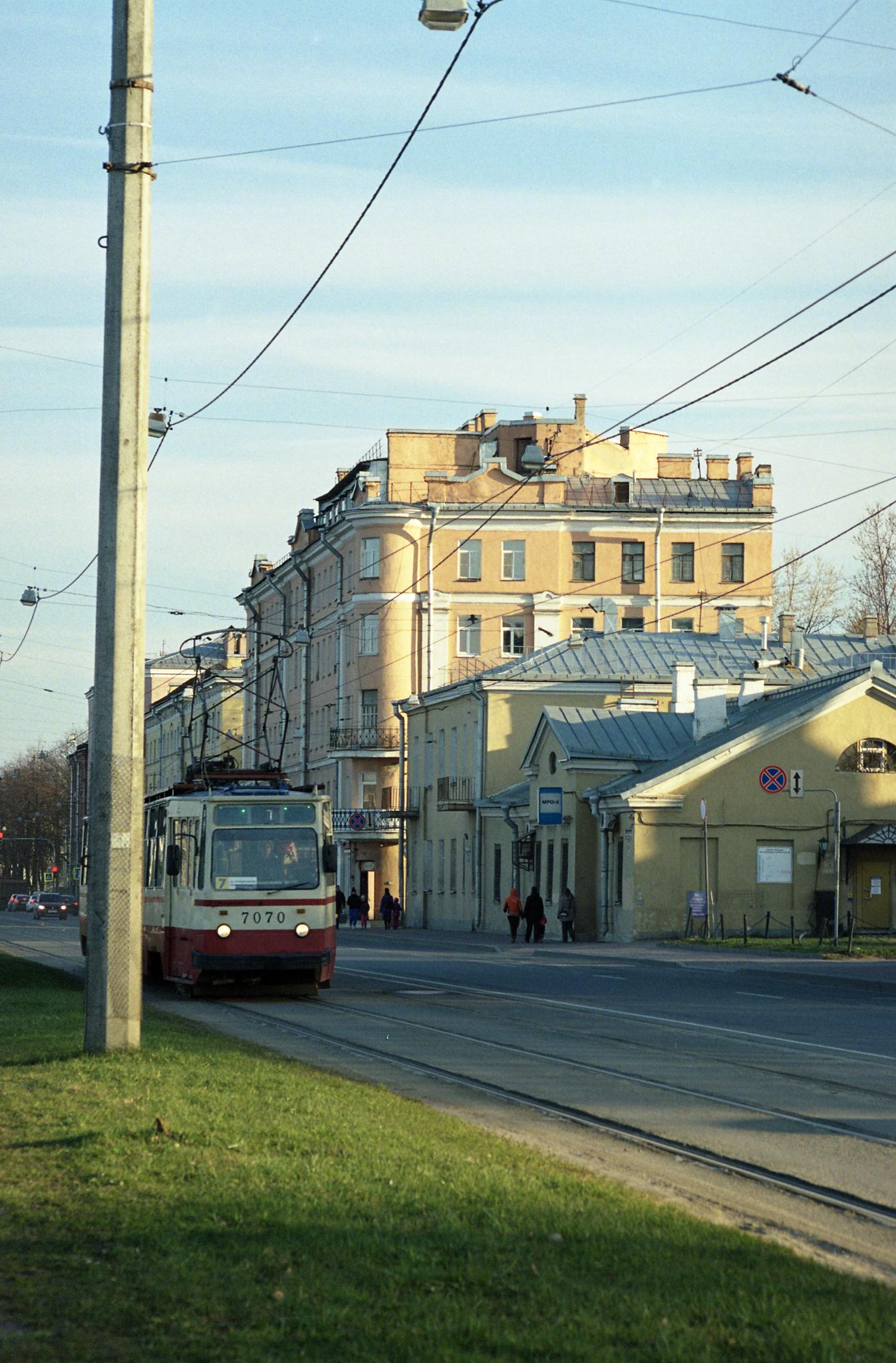 Kodak ULTRAMAX 400 улицы