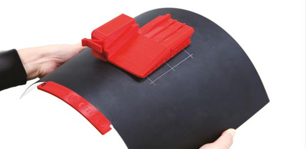 Гибкая платформа для печати с поверхностью Buildtak