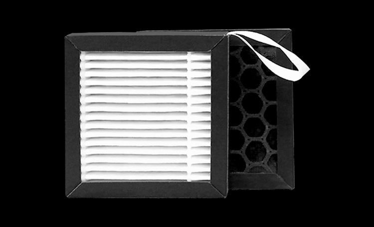 Воздушный фильтрHEPAдля бесшумной очистки воздуха