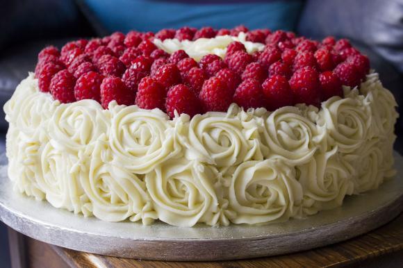 Ганаш для торта на белом шоколаде и сливках