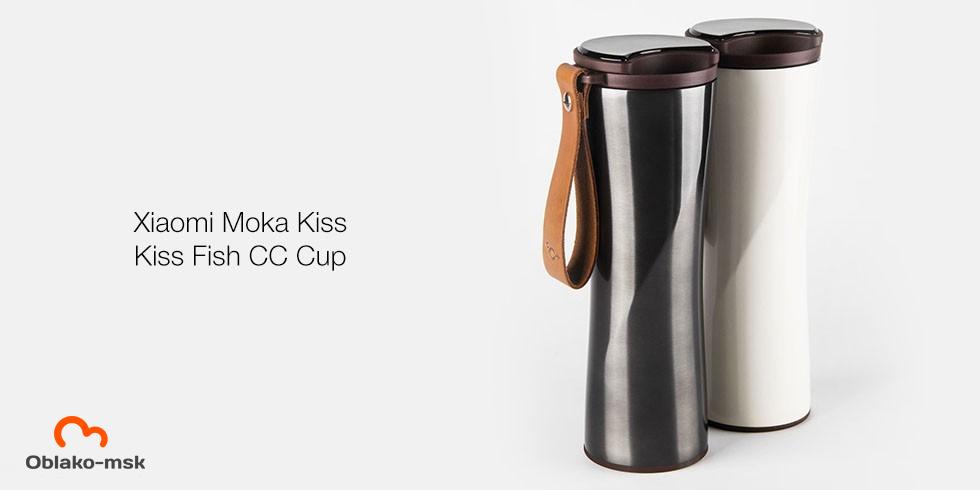 Умный термос Xiaomi Moka Kiss Kiss Fish