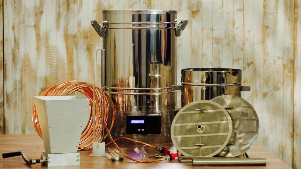 Оборудование для домашнего пивоварения в Минске
