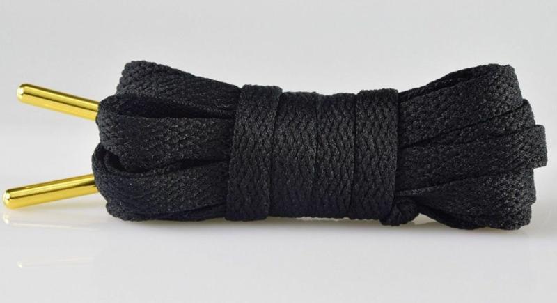 Как укоротить шнурки на кроссовках - 2