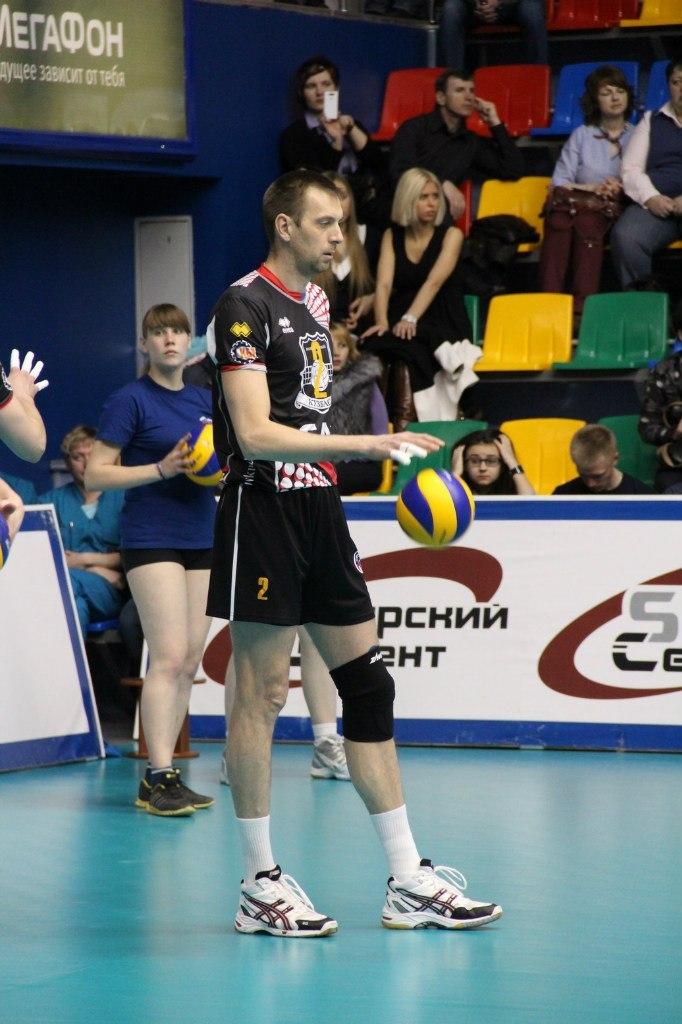 "Волейболисты ""Кузбасса"" в бандажах ZAMST"
