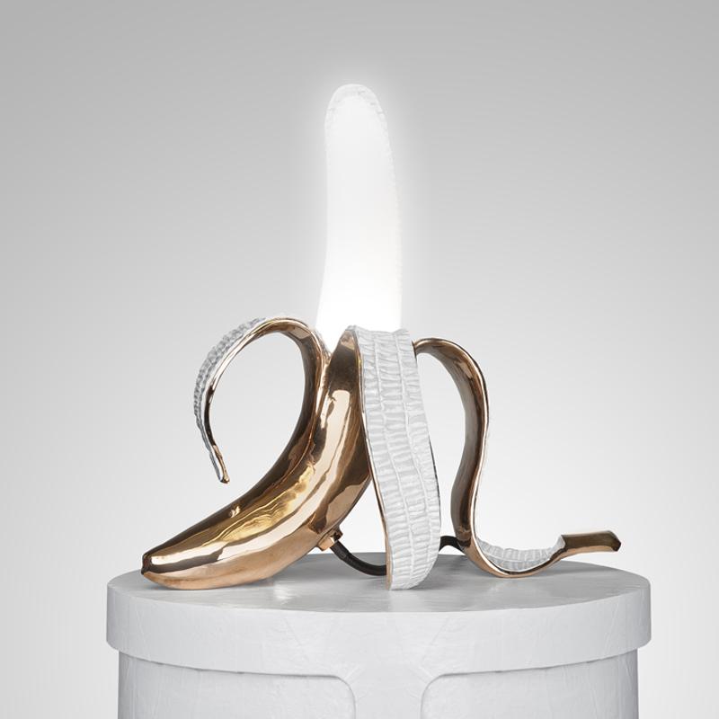 Светильник Banana Lamp от Studio Job