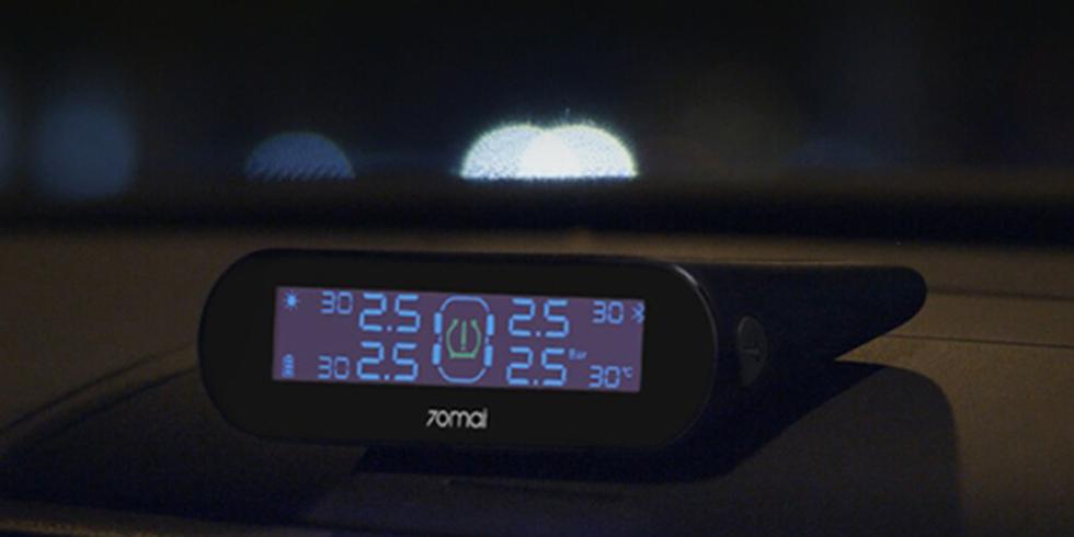 Система контроля давления 70Mai Tire Pressure Monitor Sensor TPMS