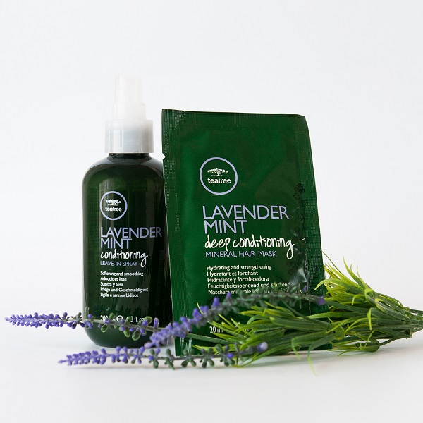 Lavender mint Leave-In-Spray