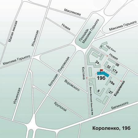 Пункты самовывоза заказов в Нижнем Новгороде
