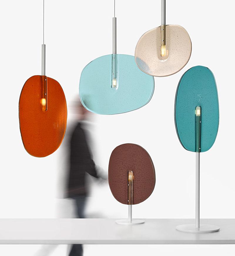 Светильники Lollipop от Lasvit