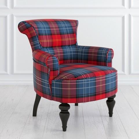 KREIND кресло перфетто купить выгодно шотландская клетка