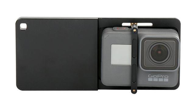 Адаптер переходник для экшн камеры на электронный стедикам