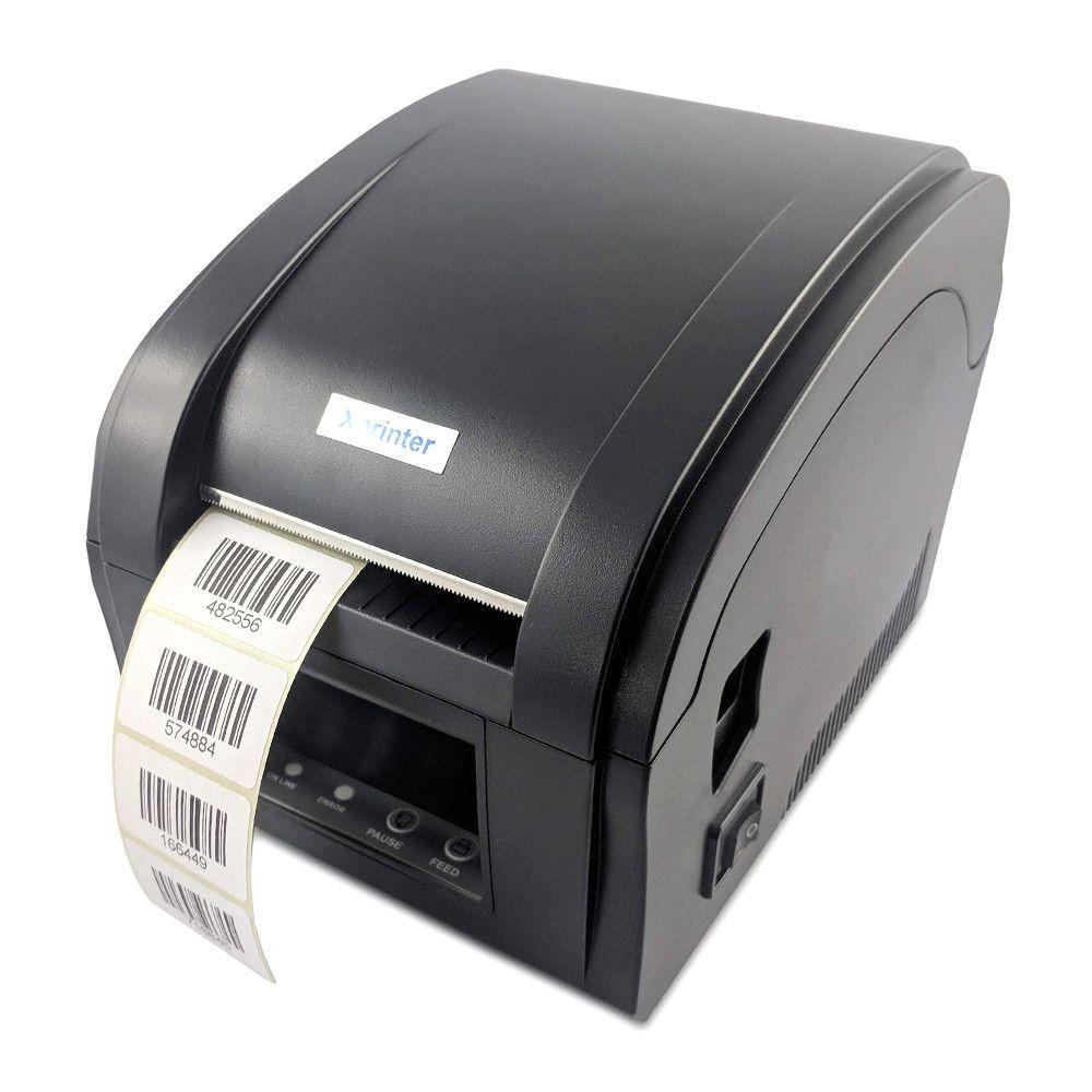 Принтер этикеток Xprinter XP-360B купить Волгоград