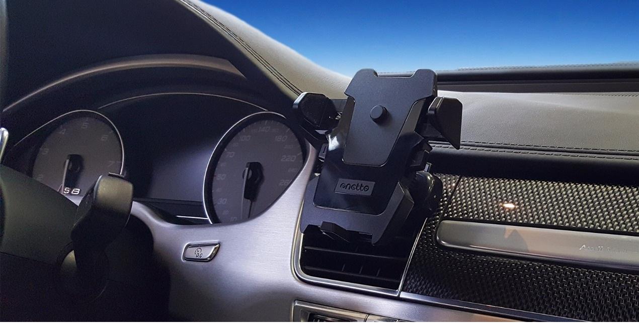 Onetto Vent Mount Easy One Touch - Автомобильный держатель премиум-класса на воздуховод.