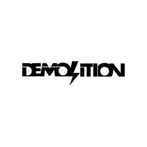 BMX Педали DEMOLITION Trooper (Red/Black Marble)