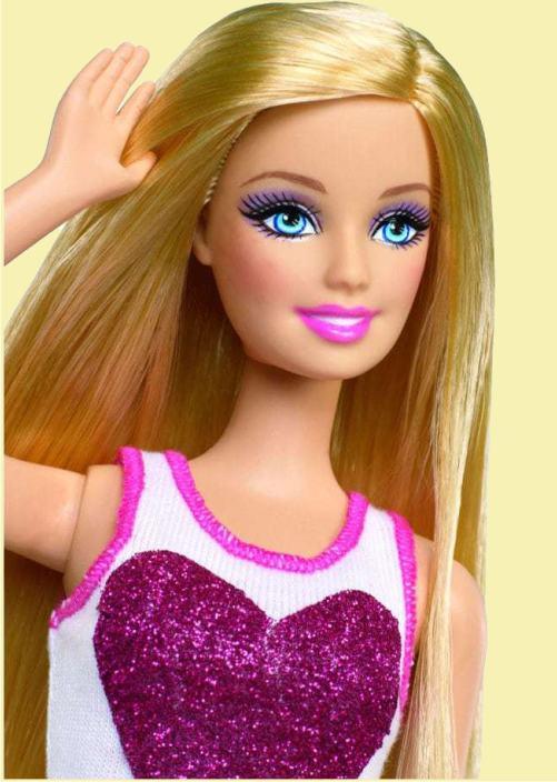 Кукла Барби Мода Пижамная вечеринка (крупным планом)