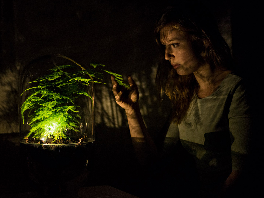Светильник Living Light от Ermi van Oers
