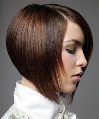 градуированная стрижка для волос