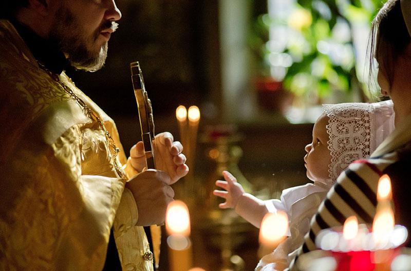 Купить икону на крестины девочки