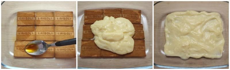 Торт из печенья с заварным кремом рецепт, 5