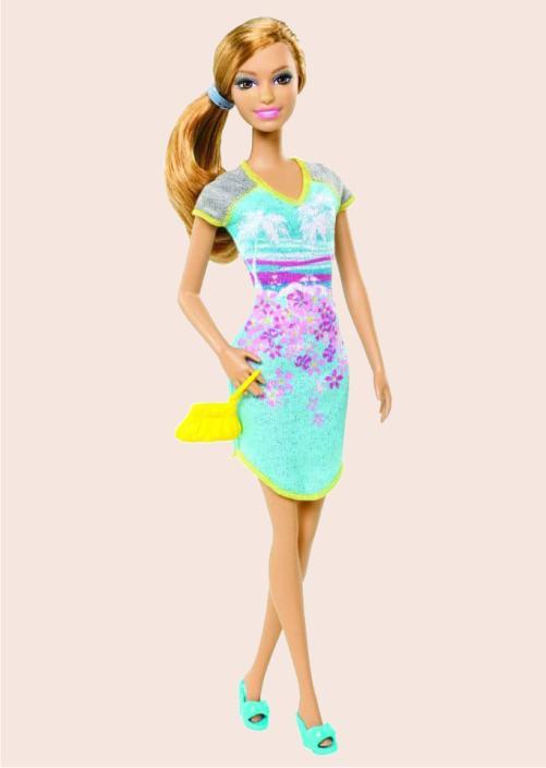 Кукла Саммер серия Барби Мода (в полный рост)