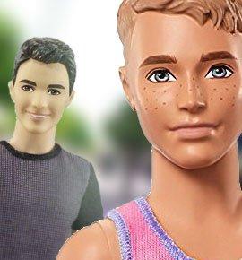 Кукла Кен, Barbie