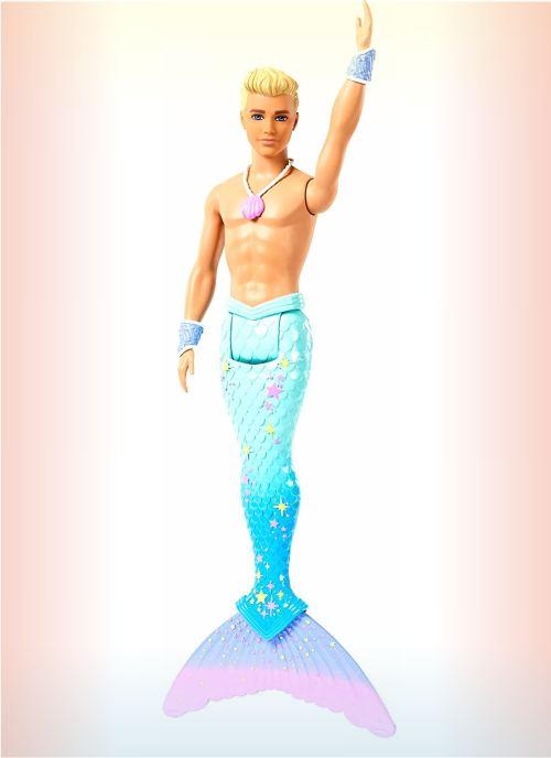 Кукла Кен Сирен от Barbie
