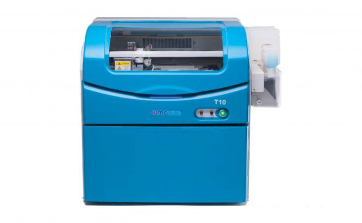 t10 полноцветный 3д принтер