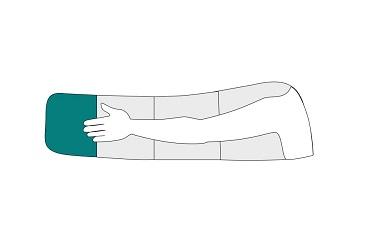 Выбор размера рукава