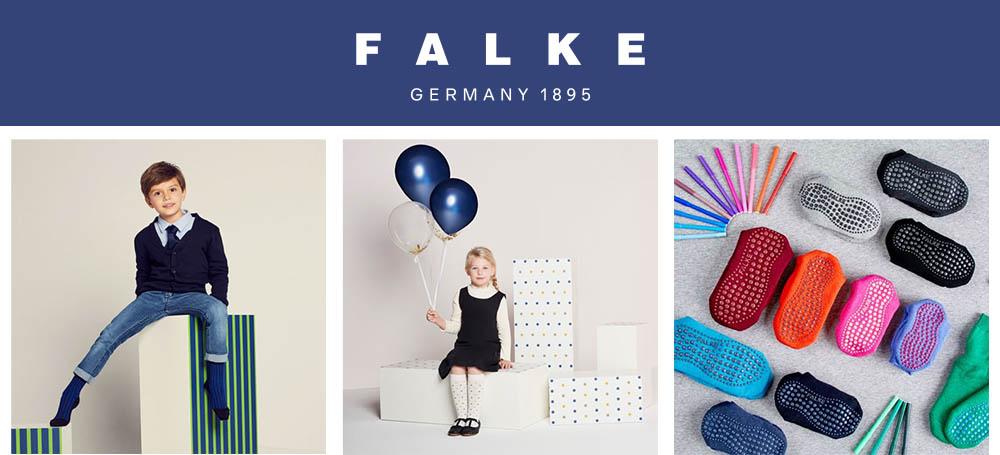 Каталог Falke для детей 2021