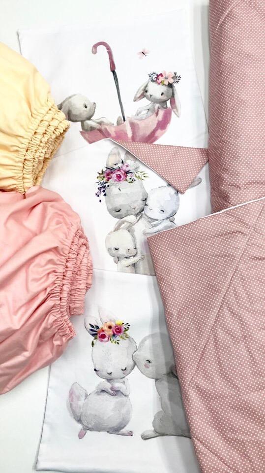 Ткани для детского постельного белья для девочки