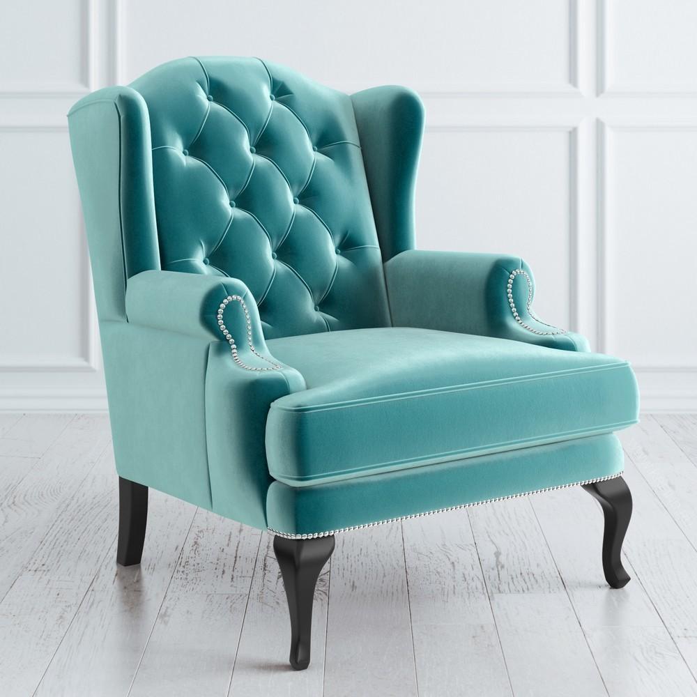 Кресло Френсис каминное с ушками купить выгодно