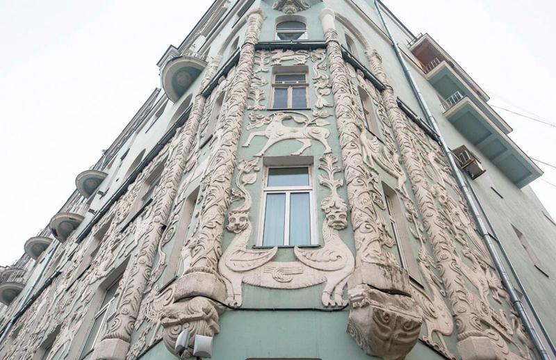 Дом Вашкова.