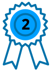 1 место в рейтинге  шкиперов класса Мини 6.50