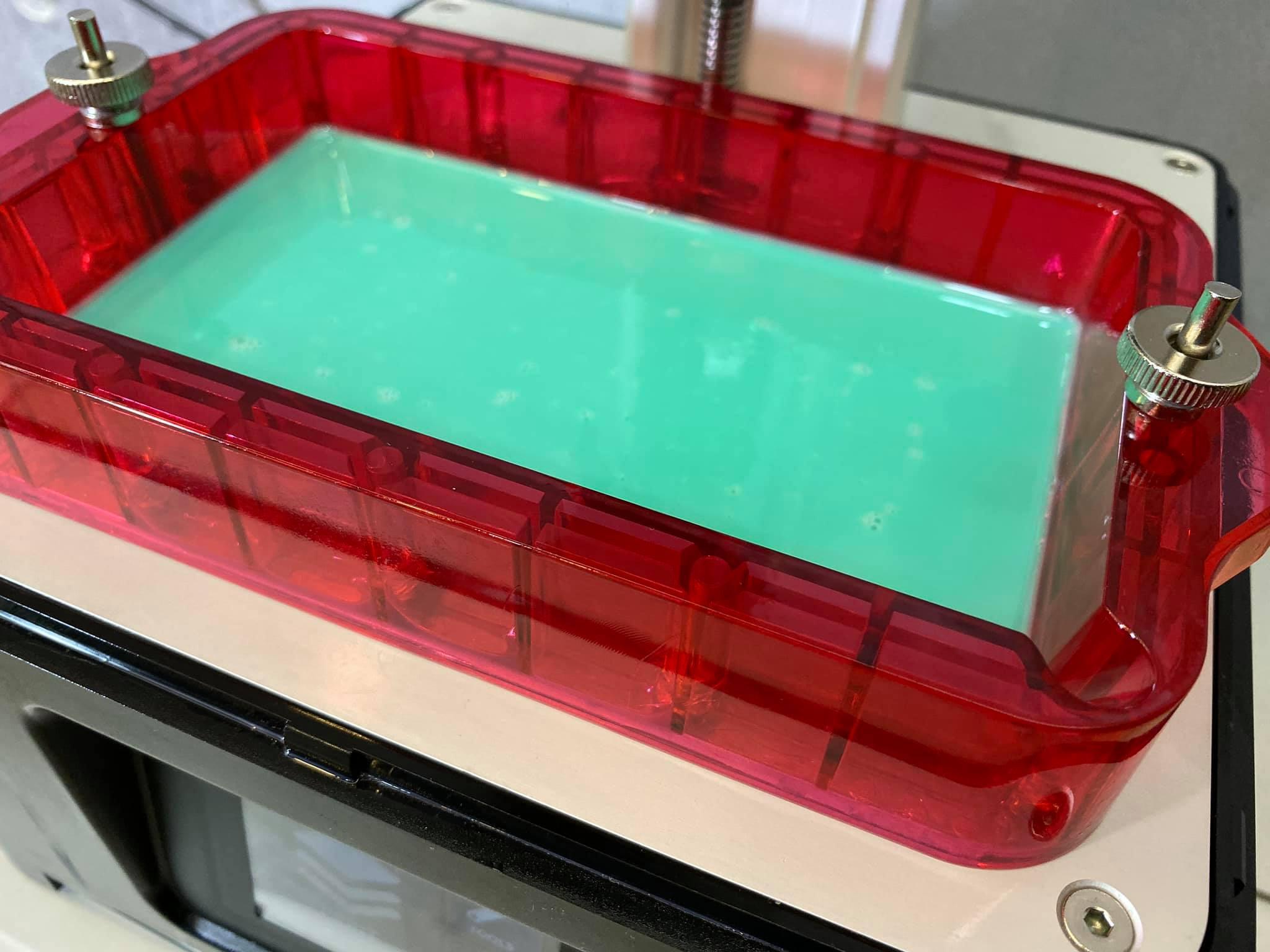Обзор Phrozen Sonic Mini ванночка для полимера